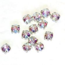 Swarovski 6mm Sew-on Crystals